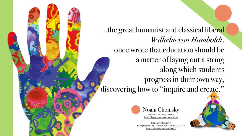 reciprocal teaching chomsky