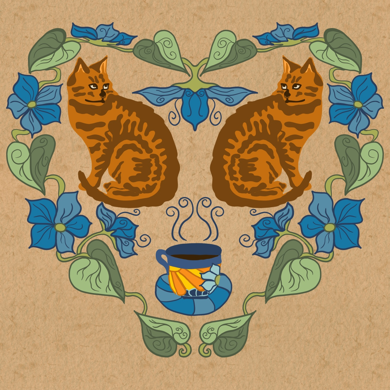 Coffee_And_Cats_Orange_10x10.jpg