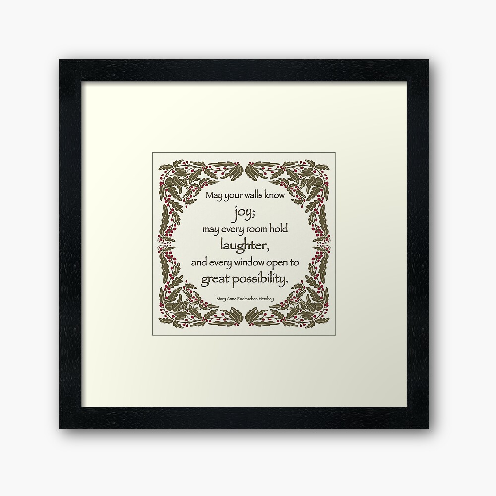 holiday-wishes-print-frame