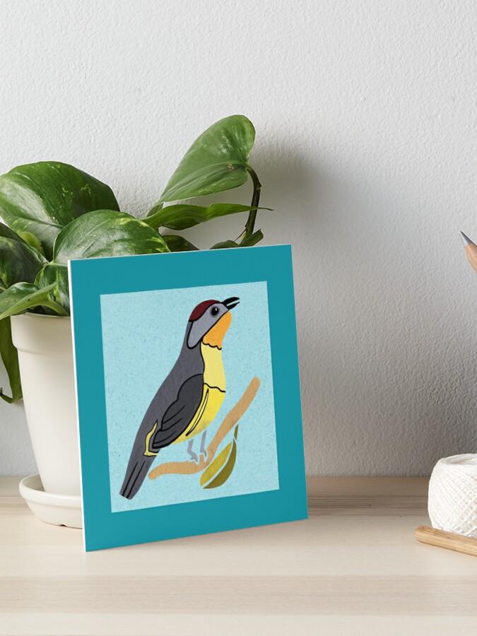 nashville.warbler.artprint