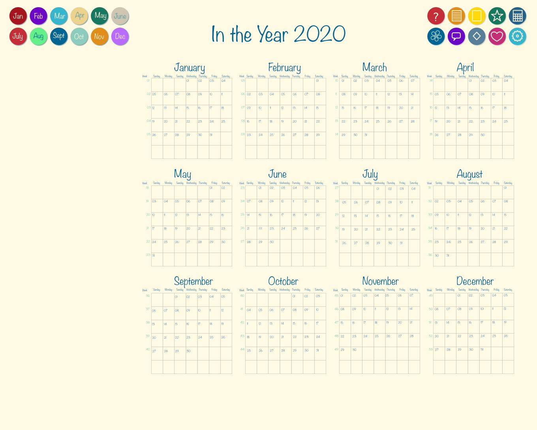 2020CALENDAR